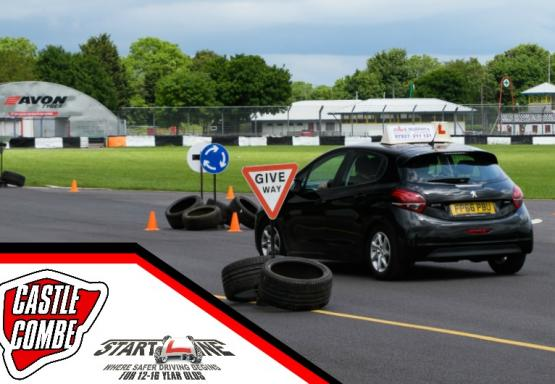 Under 17 Driving Lessons Startline Castle Combe Racing Circuit