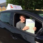 James - Julie Murphy Driving School Student